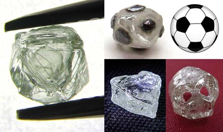 'Diamond in a Diamond' Joins Alrosa's Collection of Rare Finds... and Is Not for Sale