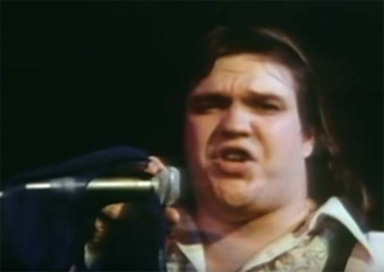 Music Friday: Meat Loaf Says His Ex-Girlfriend Was 'Looking for a Ruby in a Mountain of Rocks'