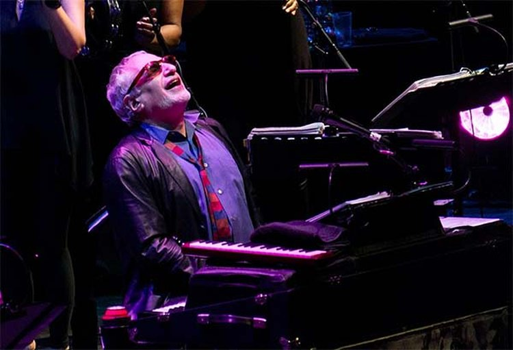 Music Friday: Donald Fagen Says His Ex Wouldn't Know a Diamond If She Held It in Her Hand